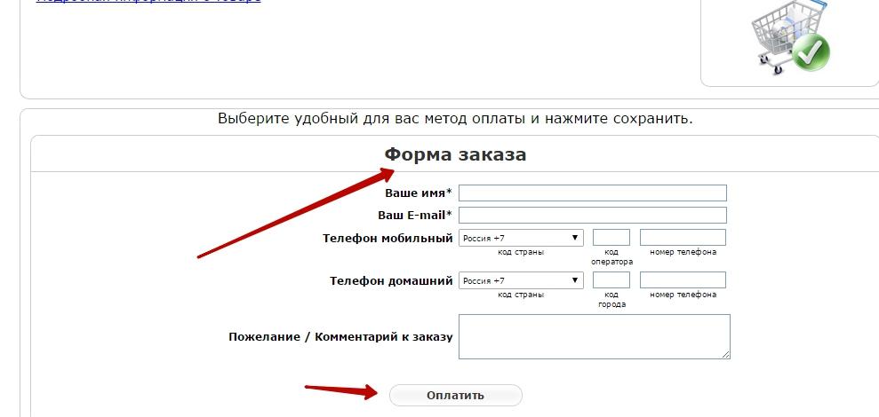 Шаг 2 - Данные для доставки - Google Chrome